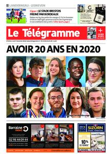 Le Télégramme Landerneau - Lesneven – 07 décembre 2020