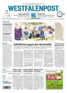 Westfalenpost Wetter - 01. September 2017