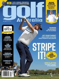Golf Australia - July 2018