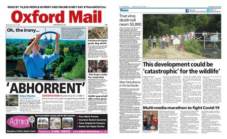 Oxford Mail – June 03, 2020