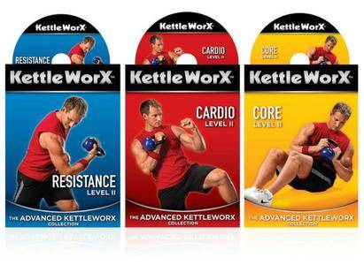 The Advanced KettleWorX Collection  - Level 2 with Ryan Shanahan
