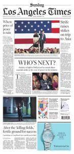 Los Angeles Times  November 05 2017