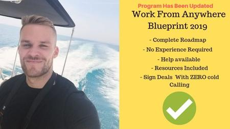 Work From Home 2019 Full Blue Print Make REAL Money!