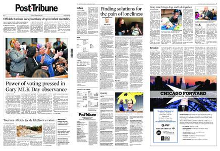 Post-Tribune – January 21, 2020