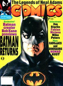 Comics Scene V2 027 c2c June 1992 A