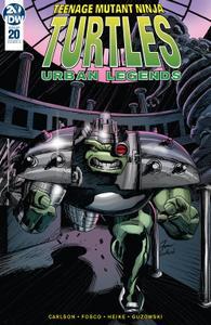 Teenage Mutant Ninja Turtles-Urban Legends 020 2020 Digital BlackManta
