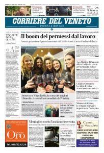 Corriere del Veneto Padova e Rovigo - 15 Aprile 2018