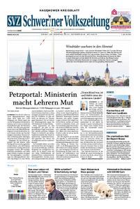 Schweriner Volkszeitung Hagenower Kreisblatt - 20. Oktober 2018