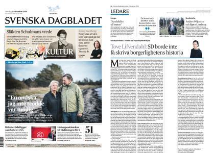 Svenska Dagbladet – 11 november 2018