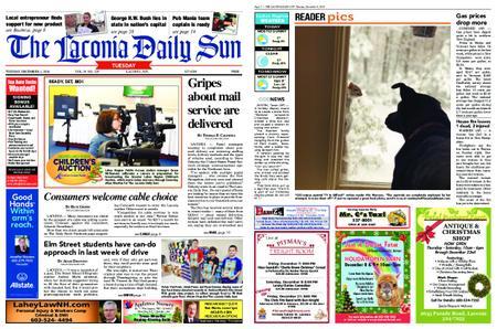 The Laconia Daily Sun – December 04, 2018