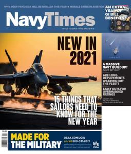 Navy Times – 11 January 2021