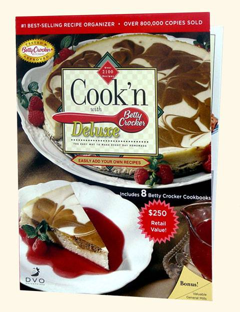 Cook'n with Betty Crocker Deluxe