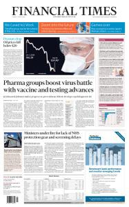 Financial Times UK - March 31, 2020