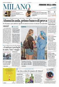 Corriere della Sera Milano – 01 settembre 2020