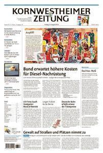 Kornwestheimer Zeitung - 24. August 2018