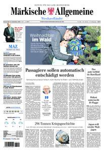 Märkische Allgemeine Westhavelländer - 27. Dezember 2018
