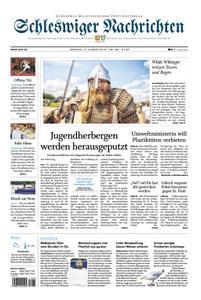 Schleswiger Nachrichten - 12. August 2019