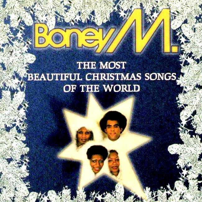 Boney M - The Most Beautiful Xmas Songs of the World (LP1986) / AvaxHome