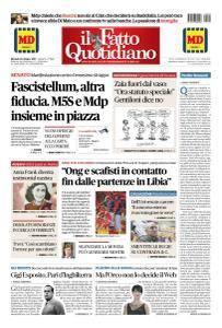 Il Fatto Quotidiano - 24 Ottobre 2017