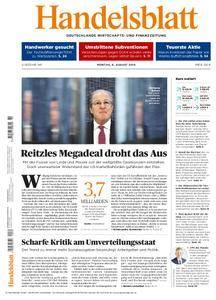 Handelsblatt - 06. August 2018