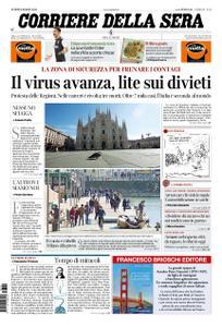 Corriere della Sera – 09 marzo 2020
