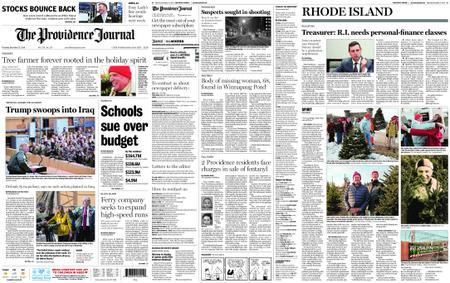 The Providence Journal – December 27, 2018