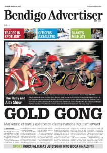 Bendigo Advertiser - March 9, 2020