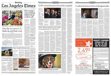 Los Angeles Times – August 02, 2020