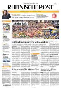 Rheinische Post – 12. November 2018