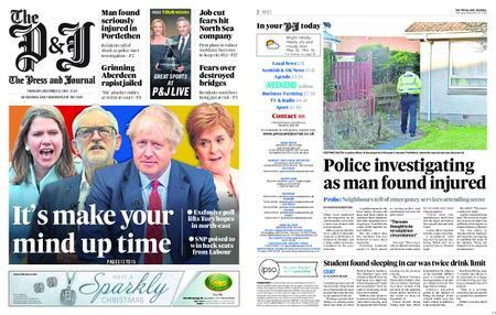 The Press and Journal Aberdeenshire – December 12, 2019