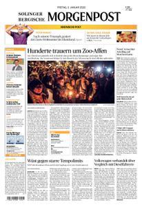 Solinger Morgenpost – 03. Januar 2020