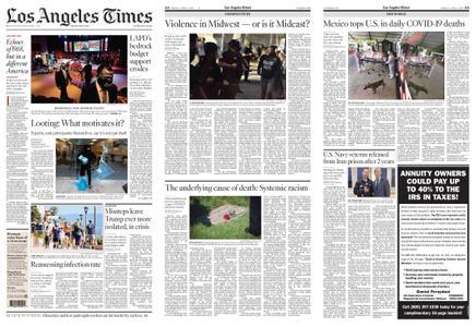 Los Angeles Times – June 05, 2020