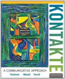 Kontakte: A Communicative Approach (7th edition)
