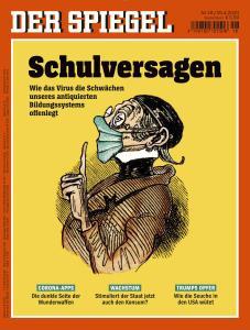 Der Spiegel - 25 April 2020
