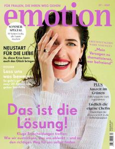 Emotion Germany - Juli 2021