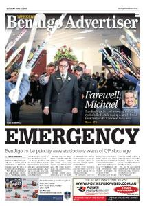 Bendigo Advertiser - June 22, 2019