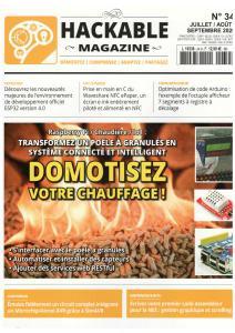 Hackable Magazine - Juillet-Août 2020
