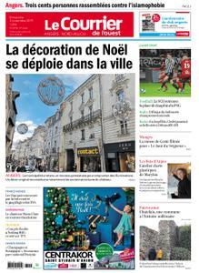 Le Courrier de l'Ouest Nord Anjou – 03 novembre 2019
