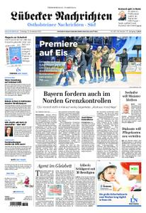 Lübecker Nachrichten Ostholstein Süd - 13. November 2018