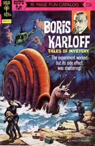 Boris Karloff Tales of Mystery 051 1973