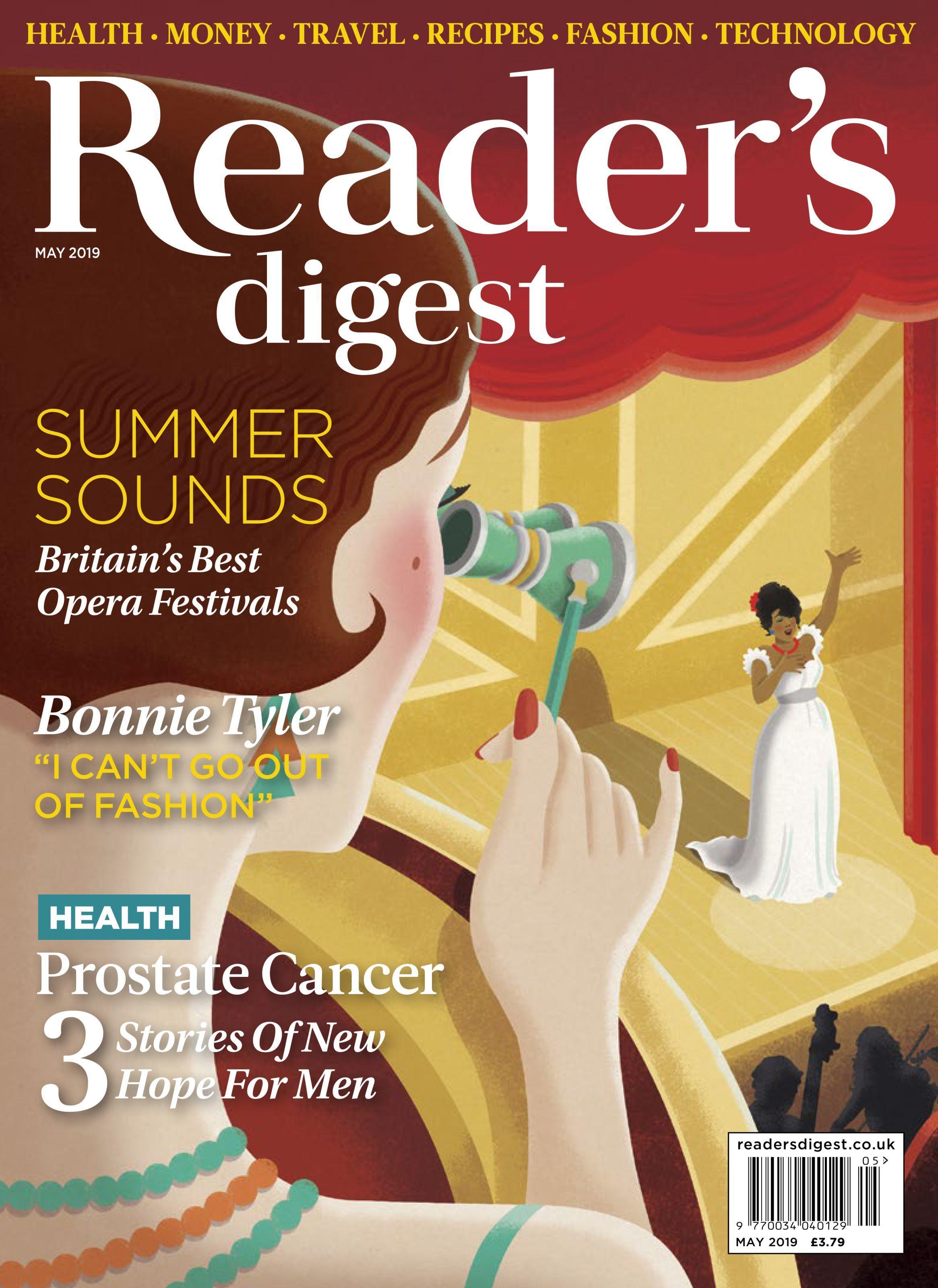 readers digest magzine 4 - HD1573×2160