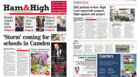 Ham & High – January 23, 2020