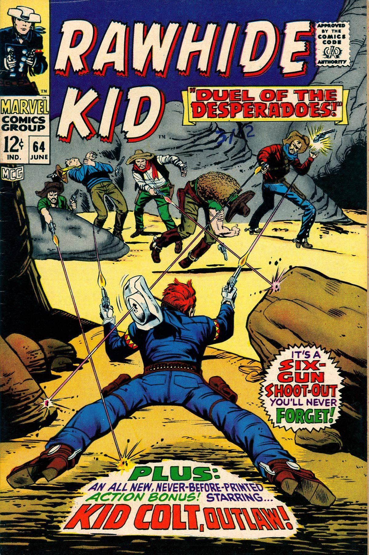 Rawhide Kid v1 064 1968
