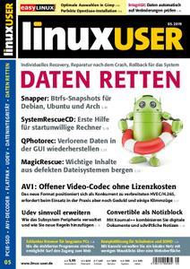 LinuxUser – Mai 2019