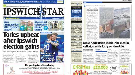 Ipswich Star – May 10, 2021