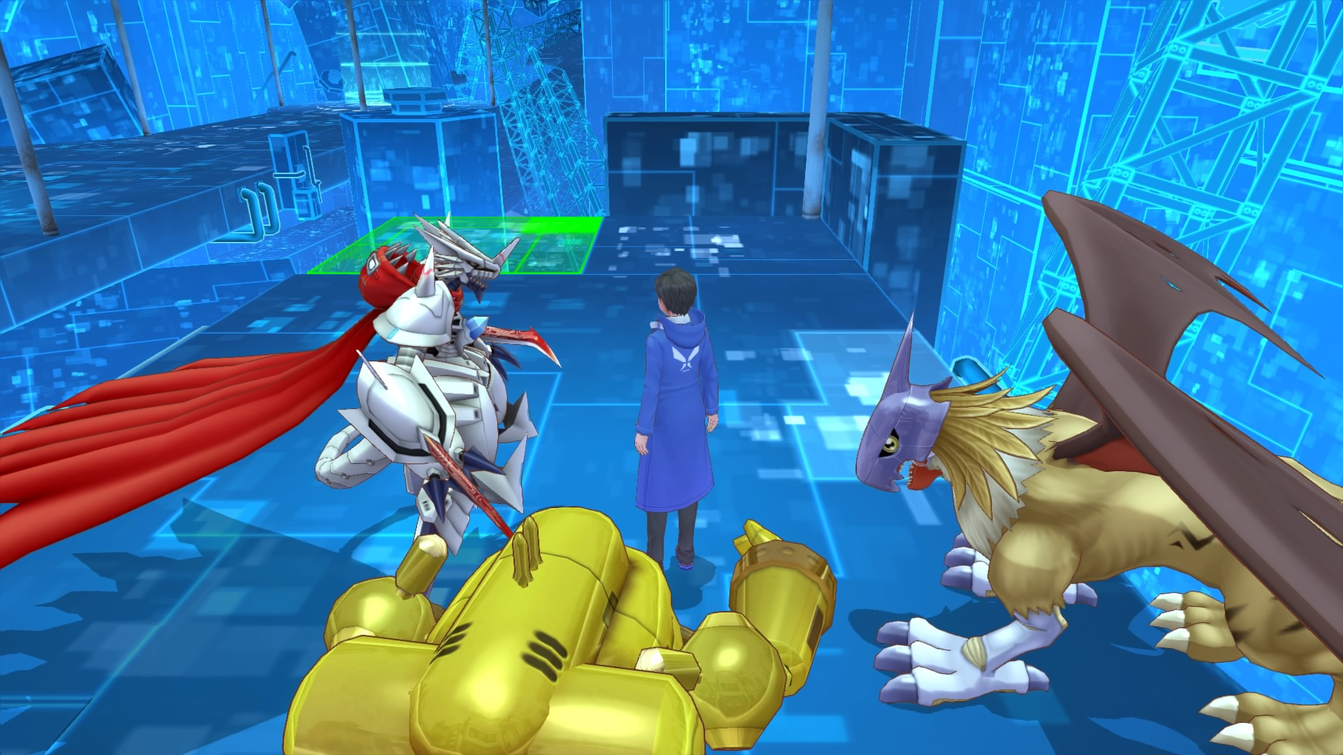Digimon Story: Cyber Sleuth - Hacker's Memory (2018)