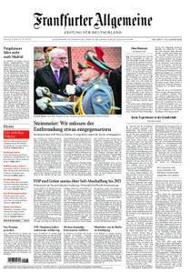 Frankfurter Allgemeine Zeitung F.A.Z. - 26. Oktober 2017