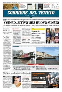 Corriere del Veneto Venezia e Mestre – 11 novembre 2020