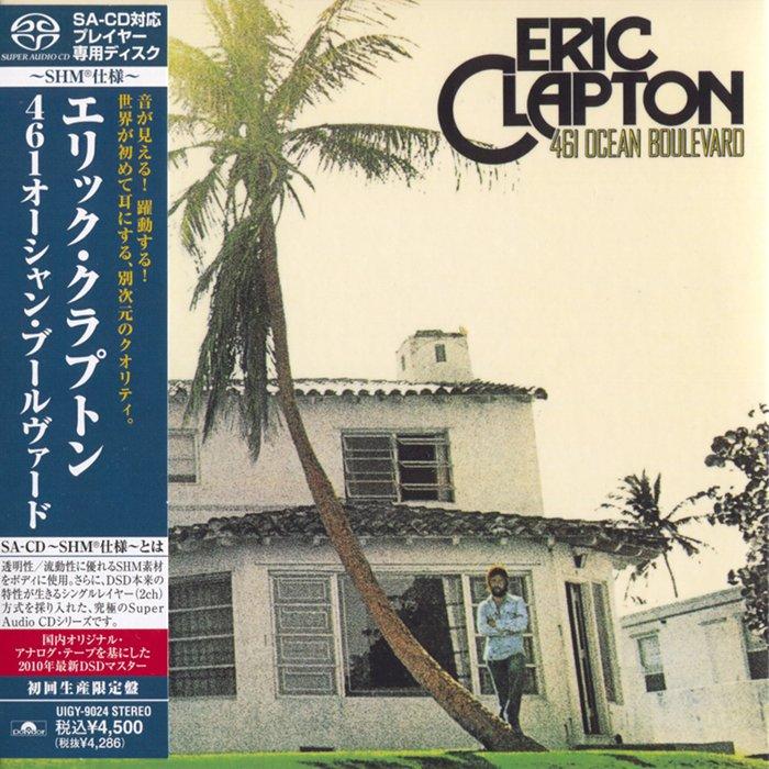 Eric Clapton - 461 Ocean Boulevard (1974) [Japanese Limited SHM-SACD 2010] PS3 ISO + Hi-Res FLAC