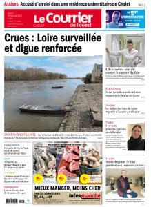 Le Courrier de l'Ouest Cholet – 18 février 2021